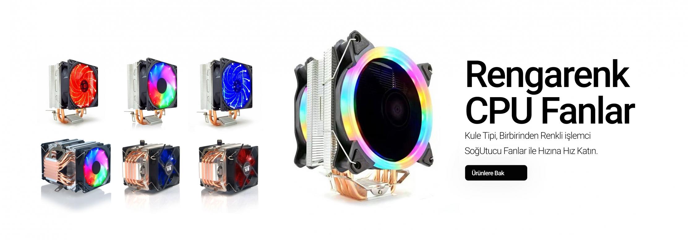 CPU Fanlar