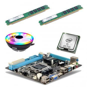 BD35 İ54570S işlemci +Esonic H81 Anakart + 16GB Ram + Snowman M105 Cpu