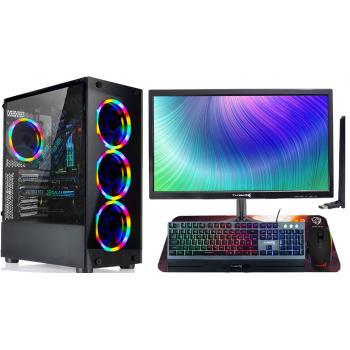 Ramtech OX55 İ3 2100 4GB Ram GT 730 4GB 240GB SSD Ofis Bilgisayarı