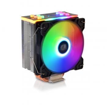 Snowman T5 CPU Soğutucu Fan RGB Light Board