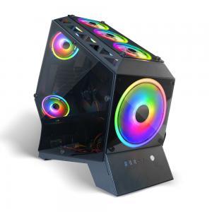 Dragos Eagle Eye 600w (FAN DAHİL DEĞİLDİR) Siyah Bilgisayar Kasası