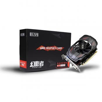 Elsa AMD Radeon R7 240 GDDR3 4 GB 128 Bit DirectX 12 Ekran Kartı