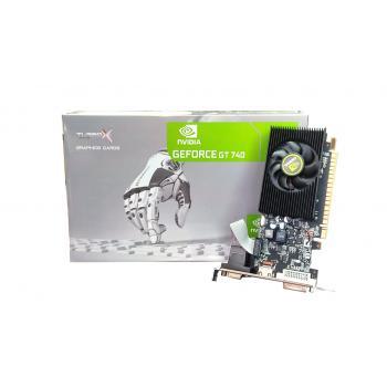 Turbox GT740 Nvidia GDDR3 128Bit Vga.Dvi.Hdmi Tek Fan 4GB Ekran Kartı (BOX)