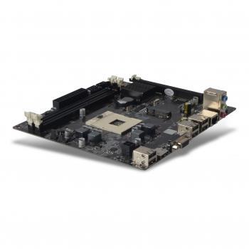 Turbox H81C-Mobil 1600 MHz DDR3 Soket 946Pin Mini ITX Anakart