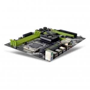Huananzhi X58 Intel X58 1600 MHz DDR3 Soket 1366 mATX Anakart
