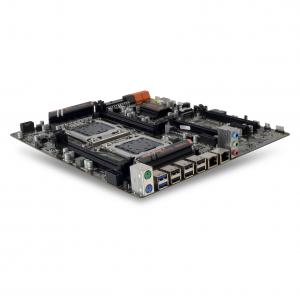 Huananzhi X79 Dual 1866 MHz DDR3 Soket 2011Pin mATX Anakart