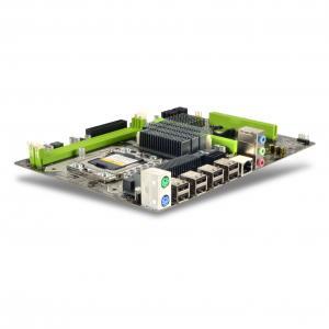 Turbox X58 Intel X58 1600 MHz DDR3 Soket 1366Pin mATX Anakart