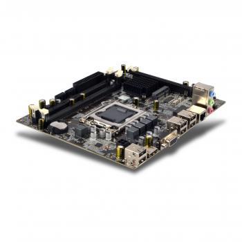 Turbox H55 Intel H55 1600 MHz DDR3 Soket 1156Pin Mini ITX Anakart