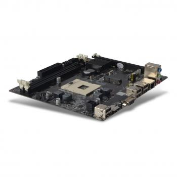 Turbox HM55 Intel HM55 1600 MHz DDR3 Soket 988Pin mATX Anakart