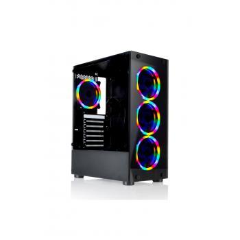 Gamecase Tropicano Powersız Oyuncu Kasası Rainbow