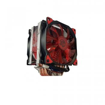 Snowman T6 CPU Soğutucu Fan Kırmızı