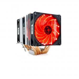Snowman X6 CPU Soğutucu Fan Kırmızı
