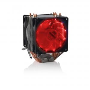 Snowman X4 CPU Soğutucu Fan Kırmızı