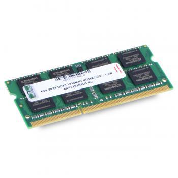 Ramtech 4gb DDR3 1333Mhz INTEL ve AMD İşlemcilere Uyumlu Notebook Ram 1.5w