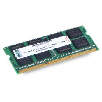 Ramtech 4gb DDR3 1333Mhz INTEL ve AMD İşlemcilere Uyumlu Notebook Ram 1.35w