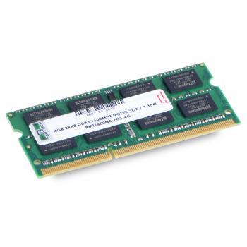 Ramtech 4gb DDR3 1600Mhz INTEL ve AMD İşlemcilere Uyumlu Notebook Ram 1.35w