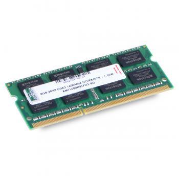 Ramtech 8gb DDR3 1600Mhz INTEL ve AMD İşlemcilere Uyumlu Notebook Ram 1.35w
