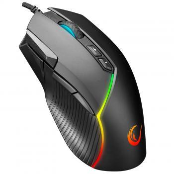Rampage SMX-G39 COMFORT Usb 8 Makro+Extra Atış Tuşlu 7200dpi RGB Ledli Gaming Oyuncu Mouse
