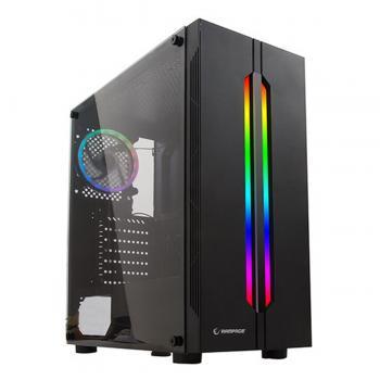 Everest Spectra Powersız Oyuncu Kasası Şerit RGB