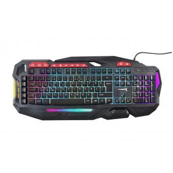 Turbox BladeDancer TR-GK103 USB Kablolu Gaming Standart Q Rainbow Aydınlatma Klavye