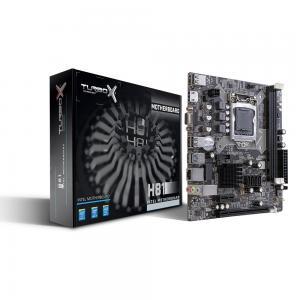 Turbox H81 Intel H81 1600 MHz DDR3 Soket 1150 mATX Anakart
