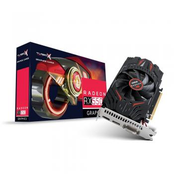 Turbox AMD Radeon RX 550 2 GB GDDR5 128 Bit HDMI DirectX 12 Ekran Kartı