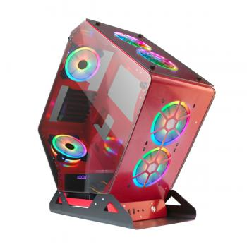 Dragos Gage 600W Gaming Oyuncu Bilgisayar Kasası Fan Hariç